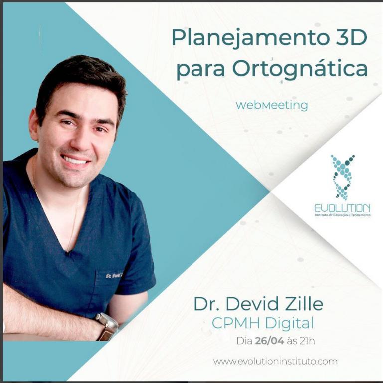 Planejamento 3D para Ortognática