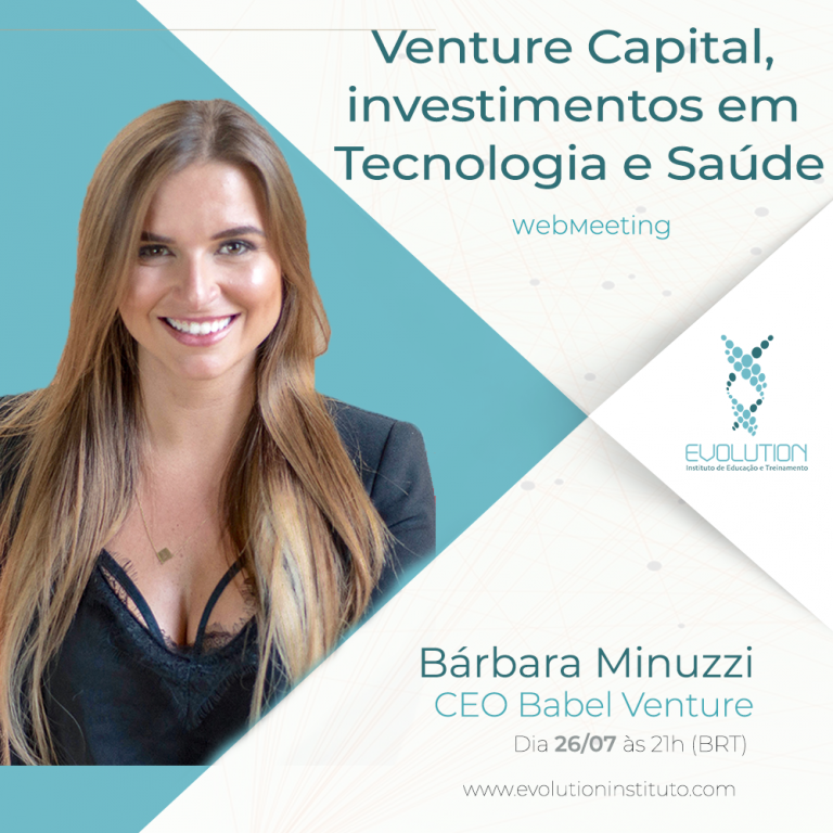 Venture Capital, investimentos em tecnologia e saúde
