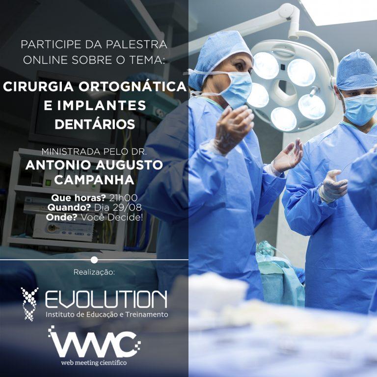 Cirurgia Ortognática e Implantes Dentários